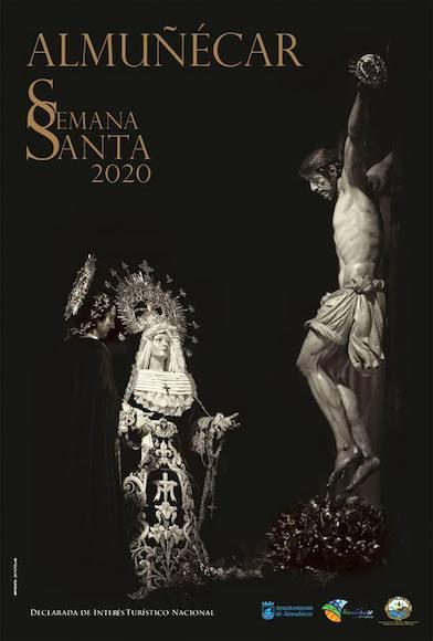 Cartel Oficial de la Semana Santa Almuñécar 2020