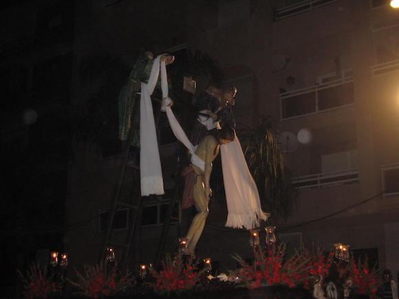 Cristo del Descendimiento Almuñécar