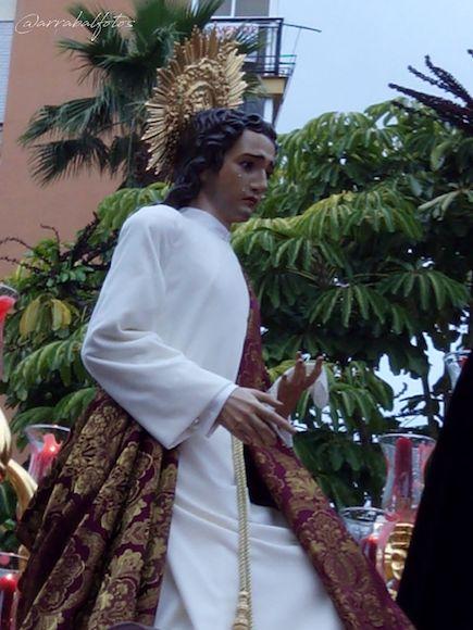San Juan Evangelista de la Venerable y Antigua Cofradía de Penitencia del Stmo. Cristo de la Buena Muerte, María Santísima de la Amargura y San Juan Evangelista de Almuñécar