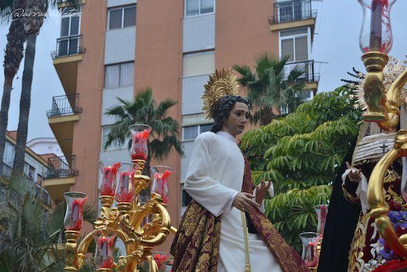 San Juanico de la Venerable y Antigua Cofradía de Penitencia del Stmo. Cristo de la Buena Muerte, María Santísima de la Amargura y San Juan Evangelista de Almuñécar