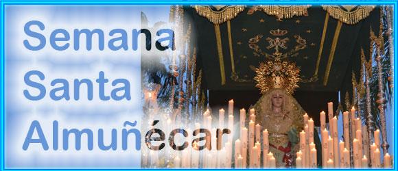 Noticias, fotos y horarios de la procesiones de Semana Santa de Almuñécar