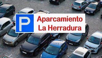 Aparcamientos y parking en La herradura