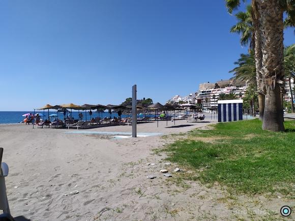 Restaurante Chiringuito La Corrala Playa en Almuñécar