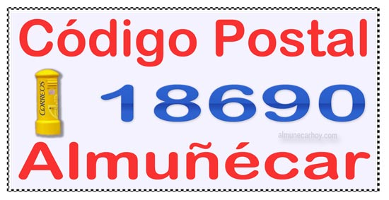 Código Postal de Almuñécar