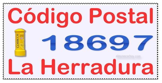 Código Postal de La Herradura