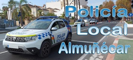 Policía Local de Almuñécar